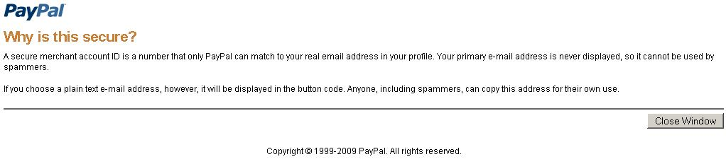 how to use paypal merchant id